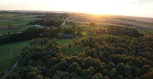 Sunykusi, bet prikelta Jono Basanavičiaus sodyba mini atstatymo 30-metį: muziejus ir 7000 ąžuolų