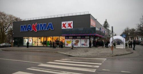 """Po atnaujinimo duris atvėrė didžiausia """"Maxima"""" Vilkaviškyje"""