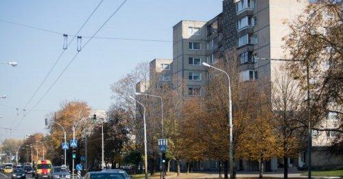 Įtampa Vilniaus daugiabutyje: kaimynui pradėjus remontą – pradėjo griūti visas namas