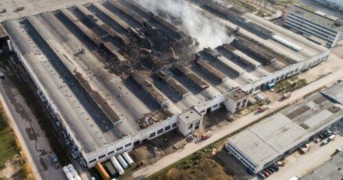 Prosecutors bring suspicions against Alytus tire recycling plant's CEO