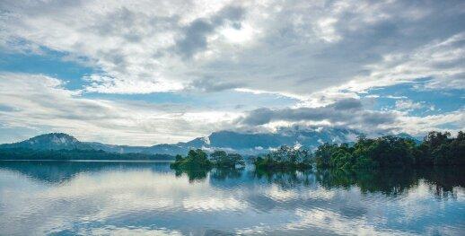 Šrilankietis: pasirinkau studijoms Lietuvą, nes ji yra saugi šalis