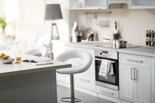 7 paprasti būdai suteikti virtuvei prabangos