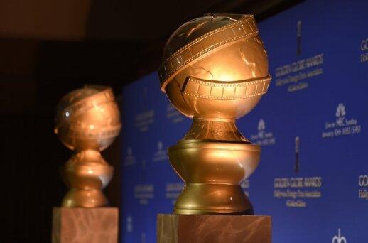 Auksinio gaublio apdovanojimas statulėlė