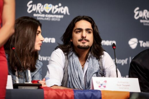 Armėnijos atstovai Dorians