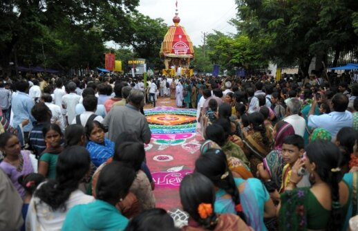 Džaganata, Puri (Indija)