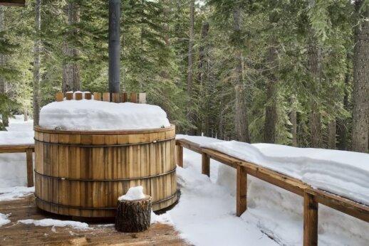 Karšti malonumai šaltu oru – pirtis ar kubilas?