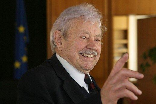 Lithuanian actor Donatas Banionis hospitalized