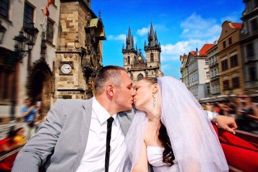 Dėl vestuvių ceremonijos užsienyje lietuviai pasiryžta keisčiausiems reikalavimams