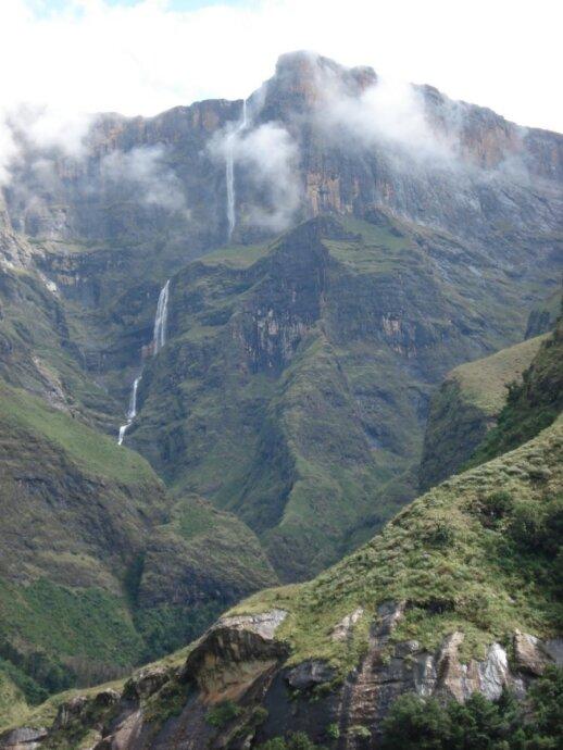 Tugela krioklys, Pietų Afrikos Respublika