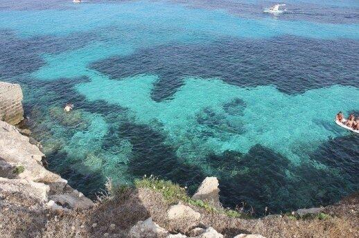 Pasimatymas su saulės sala