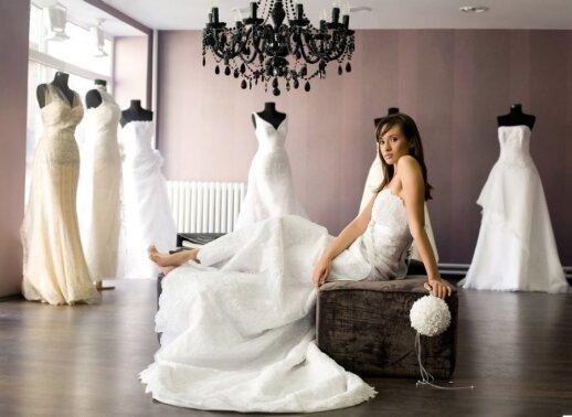 Patarimai, kaip išsirinkti vestuvinę suknelę