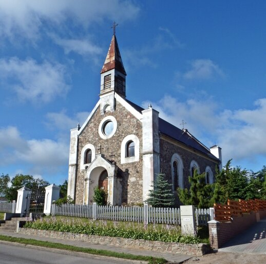 Švėkšnos evangelikų bažnyčia