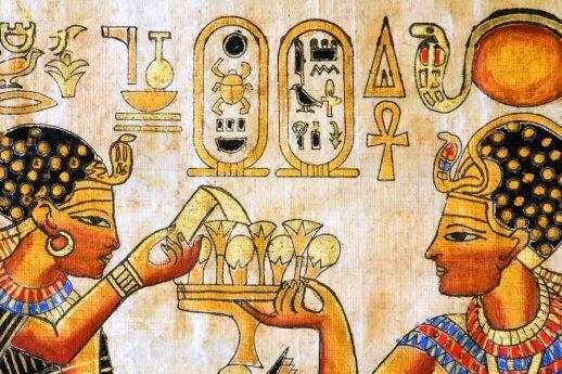 8 Senovės Egipto paslaptys