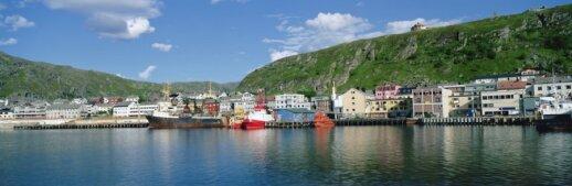 Kirkenes, Norvegija