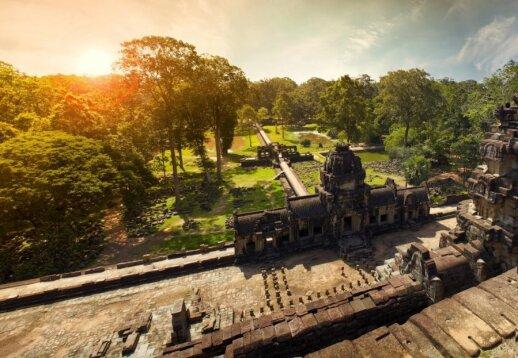 Angkoras, Kambodža