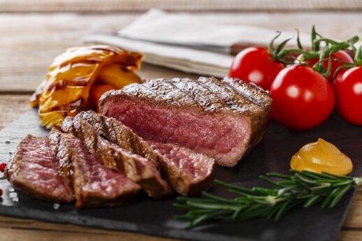 Meilės dienai – afrodiziakais praturtinta vakarienė