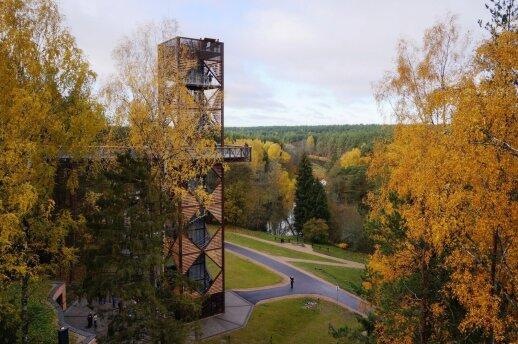 Treetop Walk in Anykščiai