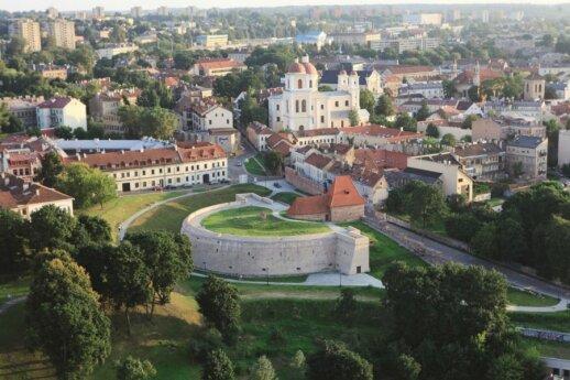 Ką užsieniečiams būtina parodyti Vilniuje?