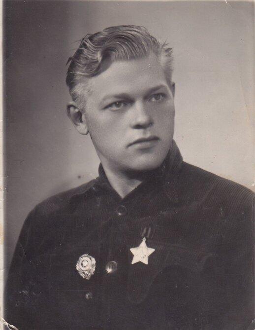 Paulius Širvys apie 1951 m., nuotr. iš Maironio lietuvių literatūros muziejaus fondų