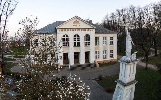 Švėkšnos saulės gimnazija