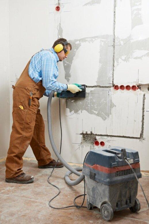 Ką galima nuveikti su vagapjove arba mūro freza