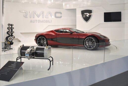 """Rimac Concept One"""