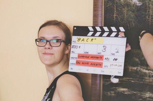 JAV studijuojanti kino kūrėja – apie tai, ką reiškia sugrįžti iš užsienio ir suvokti, jog namai pasikeitė