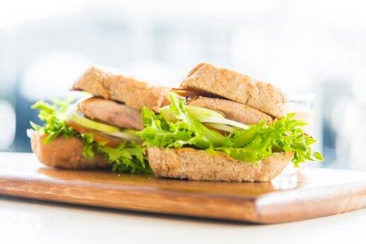 5 idealių pusryčių receptai norintiems sulieknėti