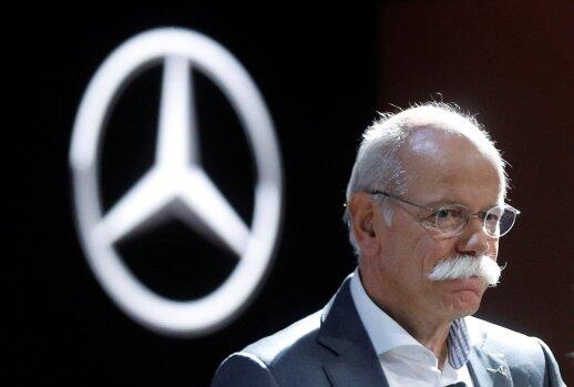 """""""Daimler AG"""" vadovas Dieteris Zetsche"""