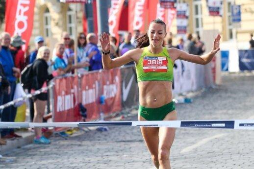 Vilniaus maratone – netikėtas lietuvio triumfas, rekordas ir olimpinės čempionės pergalė