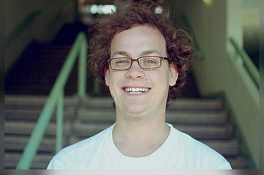 Tobias, 25 metų, iš Vokietijos