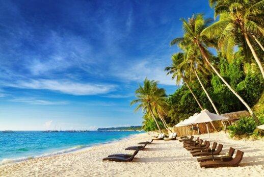 Borakai sala, Filipinai
