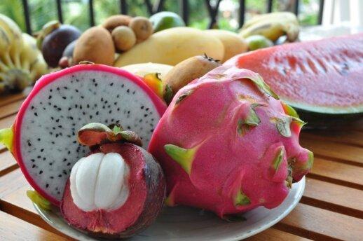 Egzotiški vaisiai