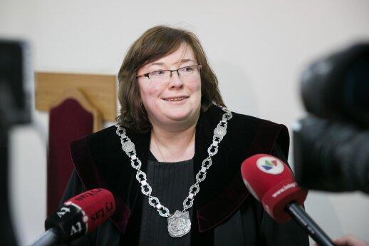 Teisėja Iveta Pelienė