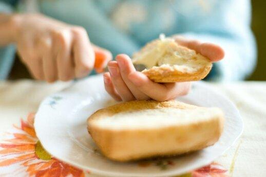 Sviestas, margarinas ar riebalų mišiniai: ne viskas, ką girdėjote, yra tiesa