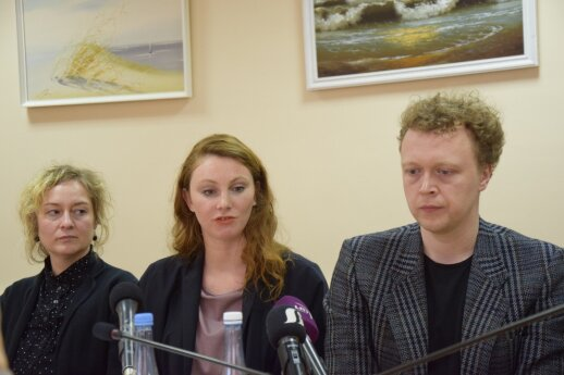Kristina Savickienė, Kristina Werner, Rimantas Ribačiauskas