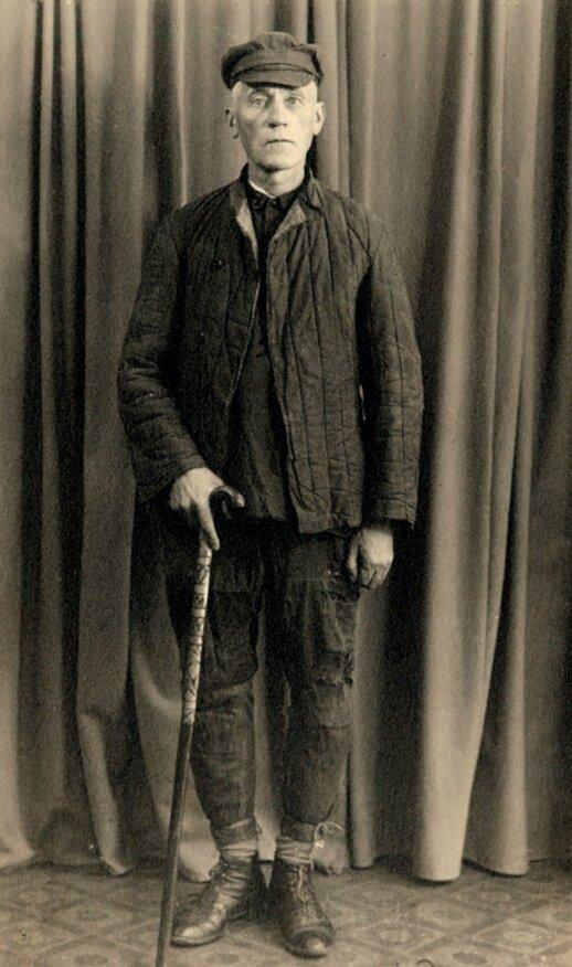 Teofilius Matulionis, grįžęs iš Rusijos lagerio (1933)