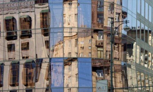 Apsilankė elitiniame Maskvos rajone: visus apėmusi panika