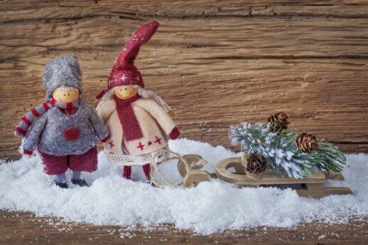 Kalėdinės dekoracijos: kas madinga šiemet?