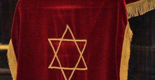 Europos žydai protestuoja prieš Izraelio vykdomą žydų gyvenviečių politiką