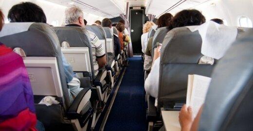 Rusijos noras žinoti viską apie ES keleivius kelia sumaištį