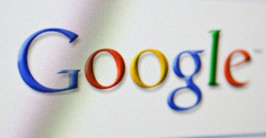 """""""Google"""" skundžiama ES institucijoms dėl manipuliacijos rezultatais"""