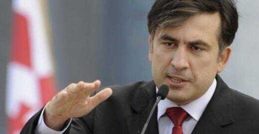 M.Saakašvilis
