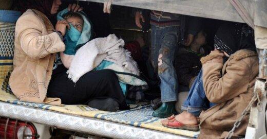 Ar ES išlaikys brandos egzaminą Sirijoje?