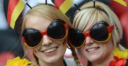 Įsimylėję Vokietiją