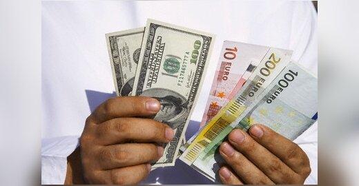 Rumunai kainas jau skaičiuoja eurais, bet moka lėjomis