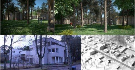 Planuojamos statybos Palangoje