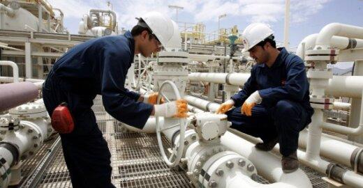 Ar Kazachstano nafta pasieks Europą?