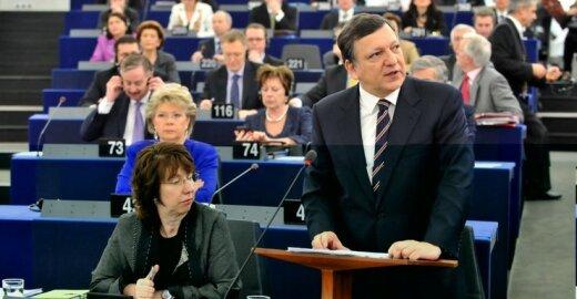 Europos Parlamente vieningai ieškota prarasto pasitikėjimo Europa