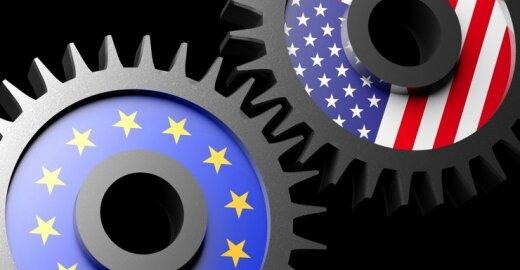 Po ilgai trukusių intrigų ES ir JAV grįžta prie prekybinių derybų